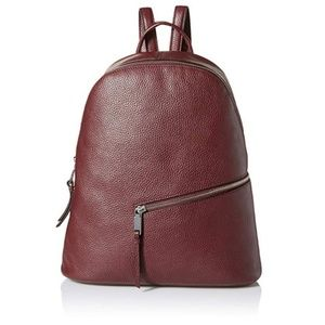 New Calvin Klein Dali Pebble Leather Backpack